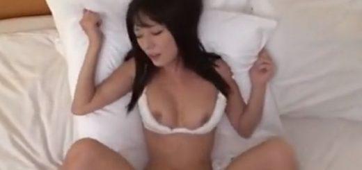 【野々浦暖】19歳のスレンダー美少女がホテルでハメ撮りFUCK